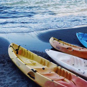 Sit-On-Top Recreational Kayaks